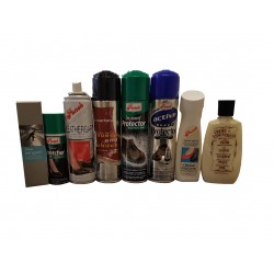 Leather Care Products - Dr Martens, Clarks, Punch etc