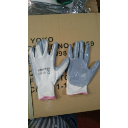 Work Gloves PU Dipped