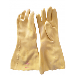 Heavy Duty Nitrile Coated Gauntlet Gloves