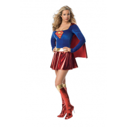 Ladies Super Hero Fancy Dress Costumes
