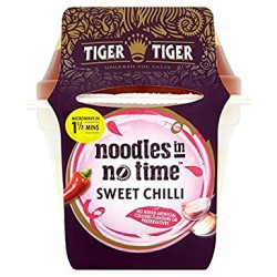 Tiger Tiger Noodles in No Time
