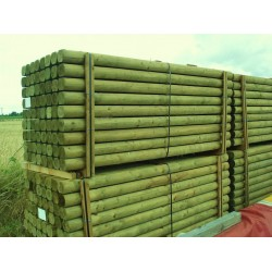 Assorted Green Treated Stock FSC