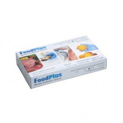 Food Plus disposable polymer gloves