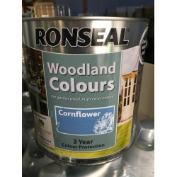 Ronseal Woodland paint