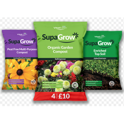 Vital earth multi purpose compost available  by the pallet - call us to order