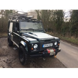 Landrover 110 special utility vehicle for sale