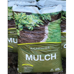 Mulch 40 ltr richmore available by the truck load